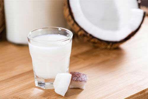 Kokosmilch ist gesund