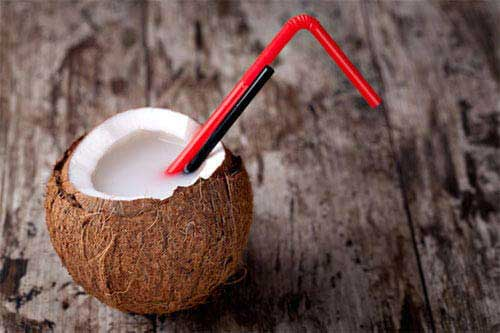 Kokosmilch enthält keine Laktose