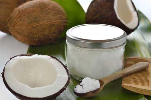 Wirkung von Kokosöl